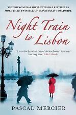 Night Train To Lisbon by Pascal Mercier (Paperback, 2009)