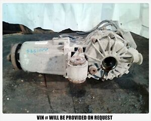 2008 2009 2010 Saturn Vue Rear Axle Differential Carrier Assembly