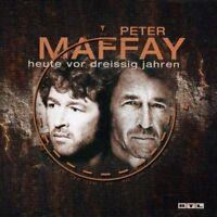 Peter Maffay Heute vor dreissig Jahren (2001) [CD]