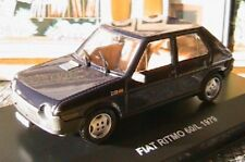 FIAT RITMO 60/L 1979 CARABINIERI EDISON EG ITALIA NEW 1/43 NO POLIZIA ITALIE