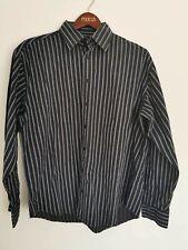 Yves Saint Laurent Shirt Men's Size XL Striped  Great Condition