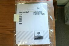 New Holland 130 145 155 165 185 Manure Spreader Assembly Instructions