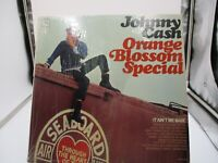 "Johnny Cash""Orange Blossom Special"" 1965 LP Mono 2 Eye CL2309  VG c VG+"