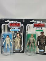 Star Wars ESB 40th Anniversary Luke Skywalker Bespin Princess Leia Organa Hoth