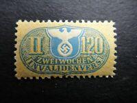 Germany Nazi 1938 1939 1940 1941 1942 1943 ? MINT Swastika Eagle WWII German Occ