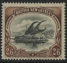 PAPUA NEW GUINEA, MINT, #8, OG LH, SOUND & CENTERED, 1 SHOWN