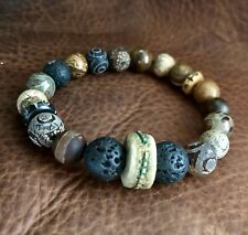 "Bracelets By Peace Of Lotus ""The Old Mala"""