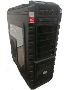CoolerMaster Gaming PC - Phenom  6-Core 12 GB RAM 120SSD+2TB GTS 450 WIN 10