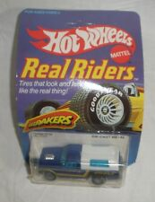 Hot Wheels Dodge D-50 real rider carded Collectors Quality condition