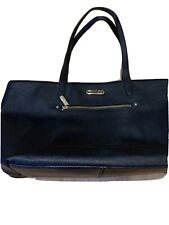 Victorias Secret Black Tote Shopper Bag