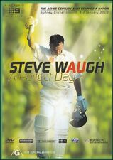 STEVE WAUGH - A PERFECT DAY - Aussie Ashes Cricket DVD (NEW SEALED) Region 4