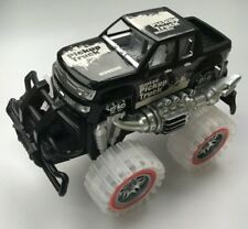"Rev and go - Monster modern pick up truck Plastic toy 10 "" long"