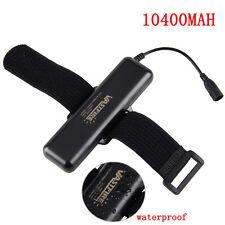 8.4V 10400mAh Battery Pack Waterproof For T6 LED Bicycle Bike Light Headlamps U2