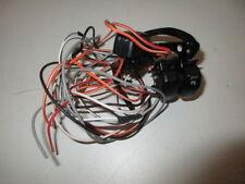 Interruptores eléctricos Harley-Davidson para motos