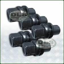 Wheel Nut Set of 5 Range Rover L322 to VIN 5A999999 (RRD000011X5)