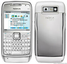 Nokia E71 Smartphone Imported White color