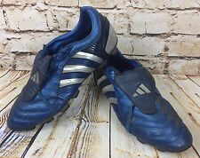 Adidas Predator Pulsion Pulse TRX 2005 FG Mens Football Boots Blue Size 11 UK