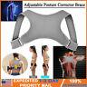 Posture Corrector Upper Back Pain Brace Clavicle Support Straightener Men Women