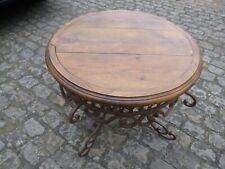 Petite table, gueridon en fer forgé
