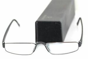 RODENSTOCK R4829 J metallisch Grau / Schwarz matt Brille glasses FASSUNG eyewear