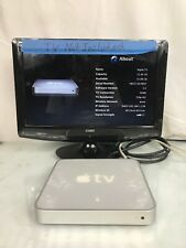 Apple TV 1st Generation 40GB Media Streamer A1218 Apple TV Free Shipping