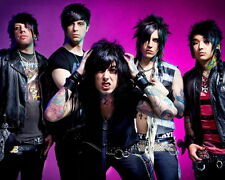 """049 Falling In Reverse - American Rock Band Music Stars 18""""x14"""" Poster"""