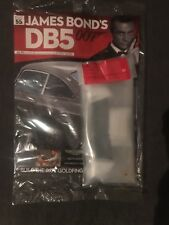 BUILD YOUR OWN JAMES BOND 007 1:8 ASTON MARTIN DB5 Part 55
