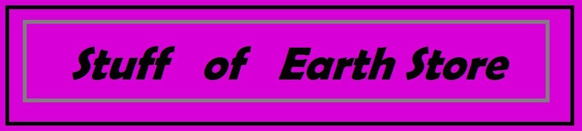 Stuff of Earth Store