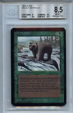 MTG Alpha Grizzly Bears BGS 8.5 NM-MT+ Magic card 2751