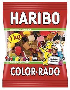 (4,19€ / 1kg) Haribo Color-Rado 1kg