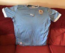 Vintage Uruguay Football Shirt VGC Size L