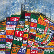 RADIOHEAD - Hail To The Thief (CD 2003) USA Import EXC