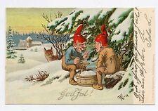 Gnomes, Lutins, nains . LE LOUP . Pixies, Dwarf . WOLF