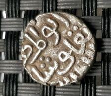 More details for islamic india silver coin, delhi sultans, 1320-1325,tughluq, ar 4 gani. 3.7g