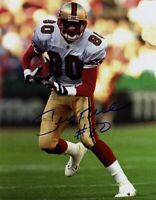 Jerry Rice Autographed Signed 8x10 Photo ( HOF 49ers ) REPRINT