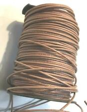 Light Brown 10 AWG THHN Stranded Wire 18.0 LB Spool NOS
