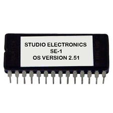 Studio Electronics SE-1 Firmware Version 2.51 Latest OS SE1 Eprom