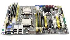 Msi K9ND Server Mainboard Bundle Dual Amd Opteron Six-Core CPU 6x 2GHz 32GB RAM