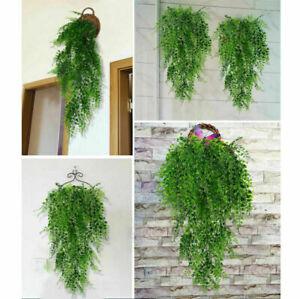Artificial Ivy Plants Flower Pine Needle Fake Vine Leaf Garland Hanging Decor
