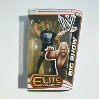 WWE Elite Collection Big Show Mattel Wrestling Action Figure series 13 Boxed*