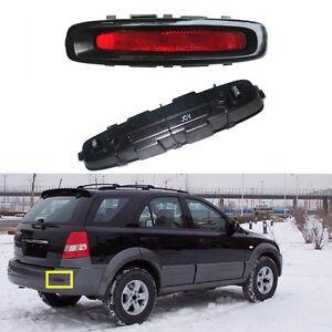 For Kia Sorento 2002-2008 Reflector Warning Plate Rear Bumper Fog Lamp Right 1X