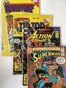Comics lot - DC