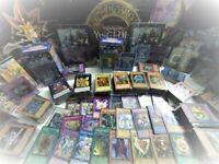 Yugioh - 400 Cards 100 FOIL / HOLOS - Binder Tin Booster Pack HUGE Mixed Lot