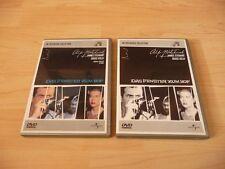 DVD Das Fenster zum Hof - Alfred Hitchcock - Grace Kelly James Stewart  Farbfilm