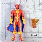"""DC Universe Classics Red Tornado Wave 1 Metamorpho BAF Loose 6"""" Loose For Sale"""