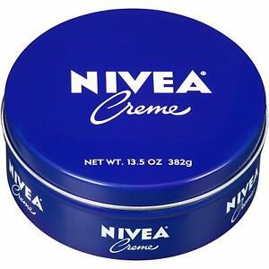 crema hidratante para la cara nivea humectante Facial manos todo cuerpo 13.5oz