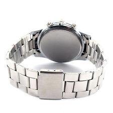 Markenlose Armbanduhren aus Edelstahl