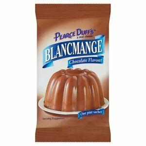 Pearce Duff Chocolate Blancmange 1 x 35g Pack