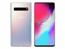 Samung Galaxy S10 5G 256 Mobile Phone - Silver Unlocked/Sim Free Smartphone