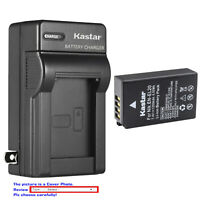 Kastar Battery AC Wall Charger for Nikon EN-EL20 & Nikon Coolpix P1000 Camera